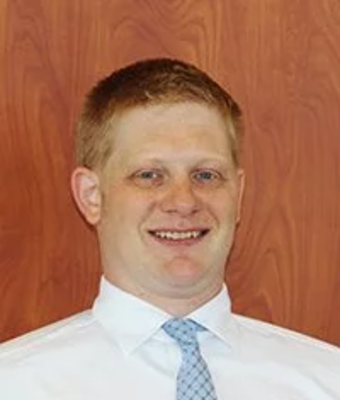 Finance Manager Robert Roszkowiak in Finance at J.C. Lewis Ford