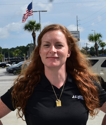 Assistant Service Manager Peggy Nevin in Management at J.C. Lewis Ford