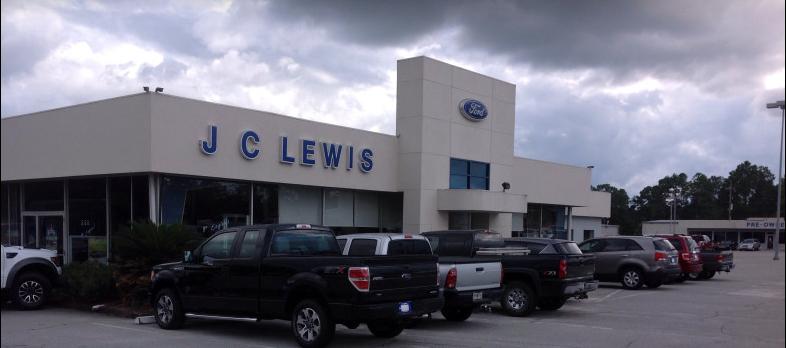 J.C Lewis front store