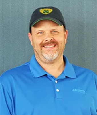 Service Advisor Tommy Daniel in Service at JC Lewis Ford Lincoln of Statesboro