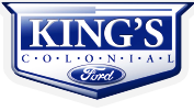 Kings Colonial Ford Logo Main