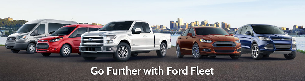 Ford Commercial Fleet  at King's Colonial Ford