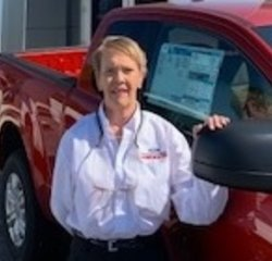 Sales Consultant Joni Boatright in Professional and Courteous Sales Staff at Kings Colonial Ford