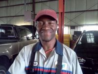 Head Porter Michael Edwards  in He Does It All Folks at Kings Colonial Ford