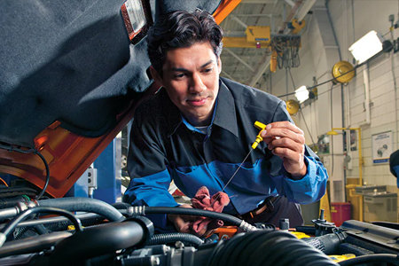Coupon for Full Synthetic Oil Change -plus- Tire Rotation and Multi-Point Inspection One Package for $59.95, Three Packages for $154.95