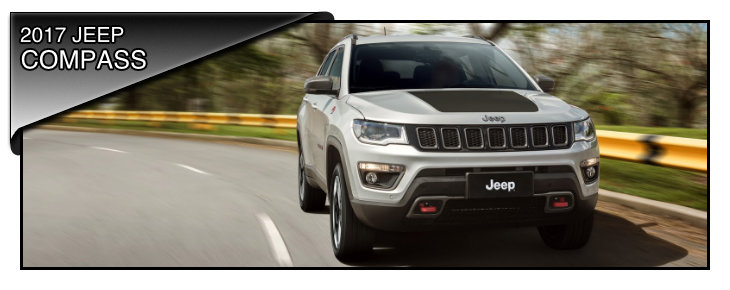 2017 Jeep Compass In Paramus