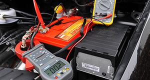 Car Battery Inspection