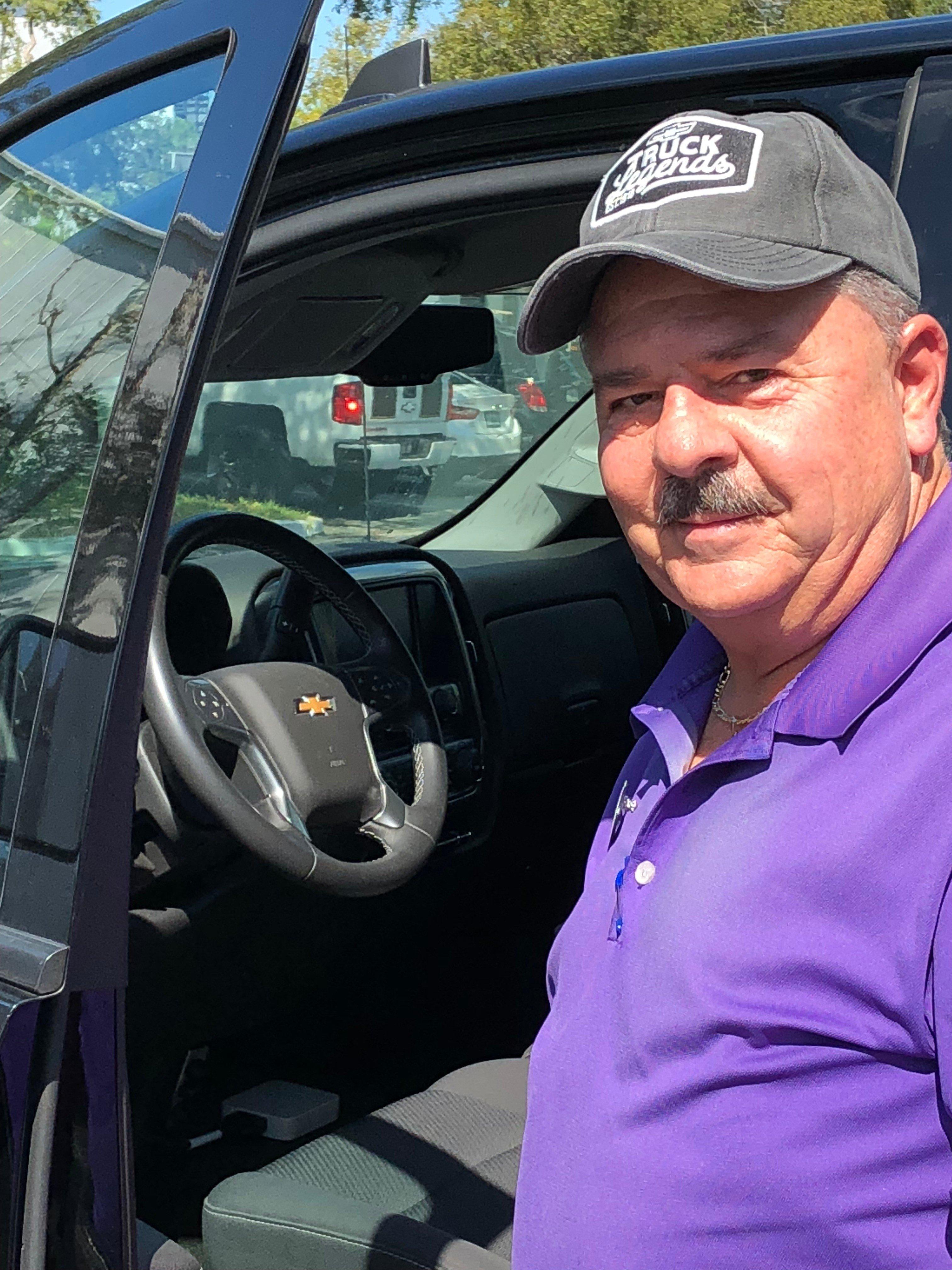 Chevy Truck Legend Mark McIntyre Clearwater FL