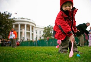 Annual Easter Egg Roll at the White House