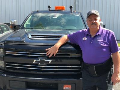 Chevy Truck Legend Mark McIntyre Clearwater Florida Dimmitt Chevrolet