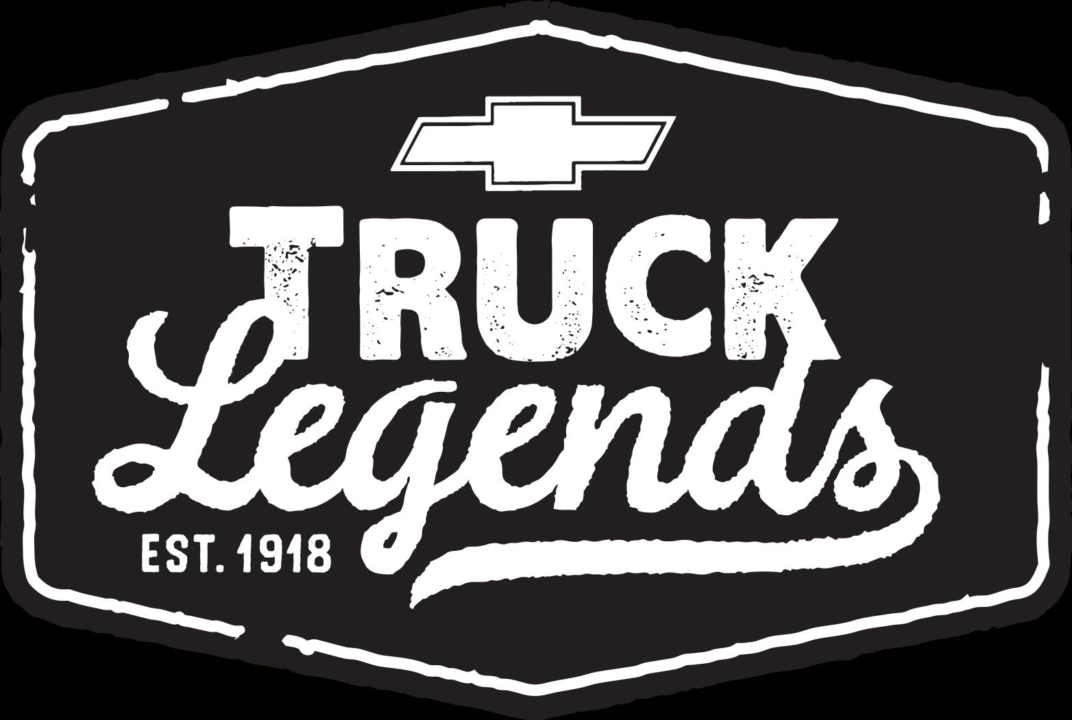 Chevy Truck Legends Logo