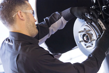 Coupon for Front or Rear Brake Job Includes Turning Rotors