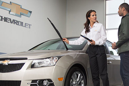 Coupon for Front Wiper Blade Inserts Installation starting at just $19.95!