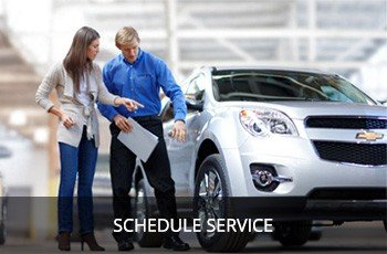 Schedule service today for your Chevorlet