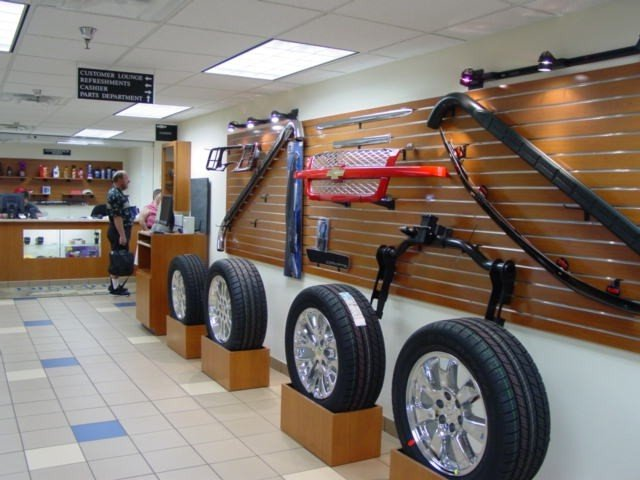Check out our Dimmitt Chevrolet OEM Parts store