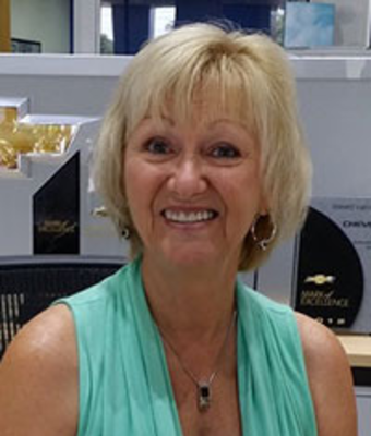 Guest Services Terrie Myers at Dimmitt Chevrolet