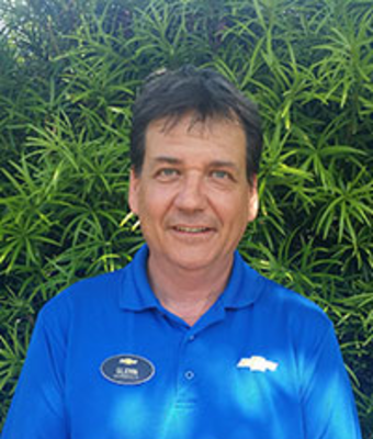 Estimator Glenn Mastro in Body at Dimmitt Chevrolet