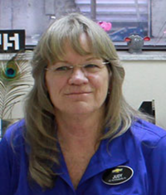 Body Shop Administrator Judy Bench in Body at Dimmitt Chevrolet