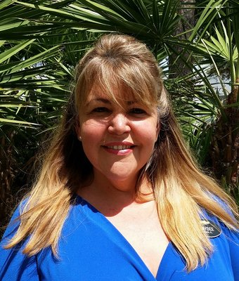Finance Director Haydee Williams in Sales at Dimmitt Chevrolet