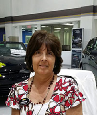 First & Lasting Impressions Christine Sullivan in Sales at Dimmitt Chevrolet