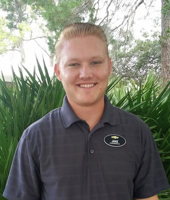 Product Specialist Jake Tyrka at Dimmitt Chevrolet