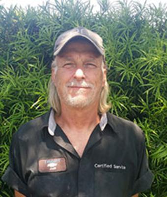 Body Shop Technician Jeffrey Peterson in Body at Dimmitt Chevrolet