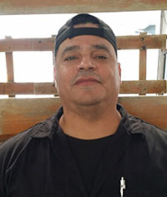 GM Certified Service Technician Angel Pagan in Service at Dimmitt Chevrolet