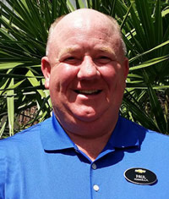 Product Specialist Paul Jernigan in Sales at Dimmitt Chevrolet