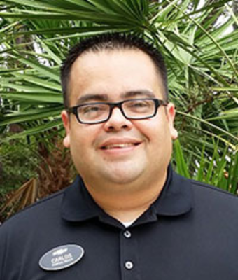 Product Specialist Carlos Salas in Sales at Dimmitt Chevrolet