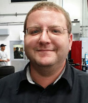 GM Certified Service Technician Joseph Adkins in Service at Dimmitt Chevrolet