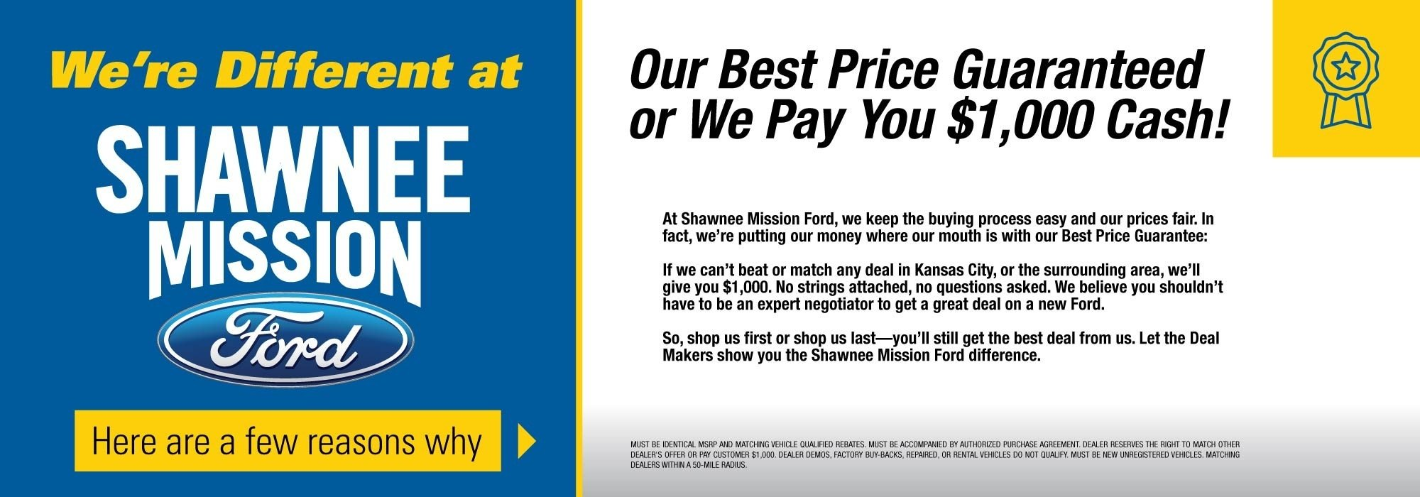 Our Best Price Guarantee