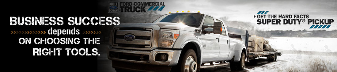 Ford Commercial Super-Duty Vehicles