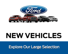 Shop our new ford inventory