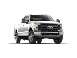 2018 Oxford White Ford F-250