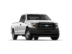 2018 Oxford White Ford F-150