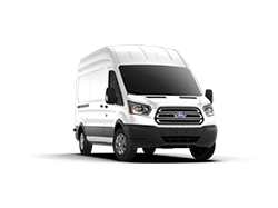 2018 Oxford White Ford Transit 350