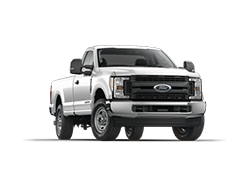 2018 Oxford White Ford F-350