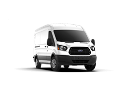 2018 Oxford White Ford Transit 250