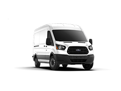 2018 Oxford White Ford Transit 150