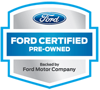 ford certified used car logo