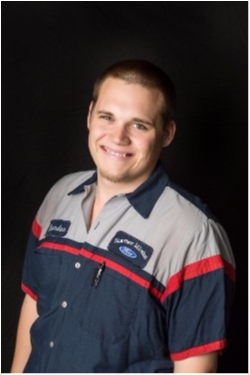 Porter Brandon Davis in Sales at Shawnee Mission Ford