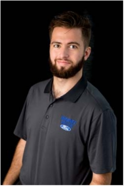Sales Professional Matthew Bryant at Shawnee Mission Ford