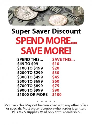 Coupon for