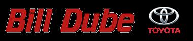 Bill Dube Toyota Logo Small