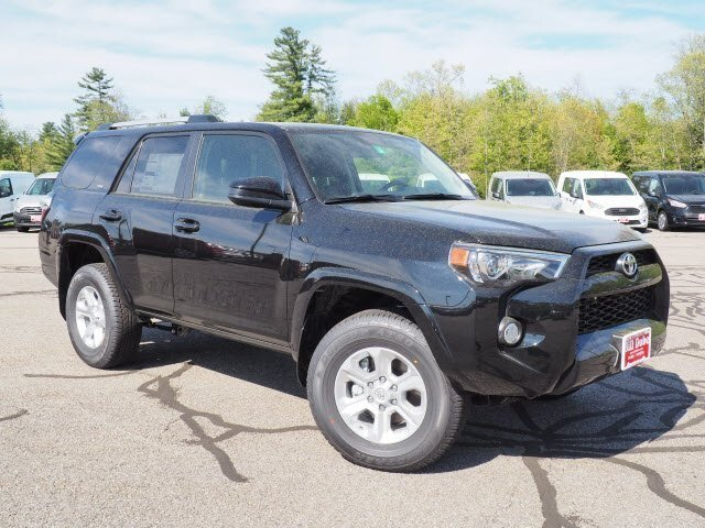 Lease this 2019, Black, Toyota, 4Runner, SR5