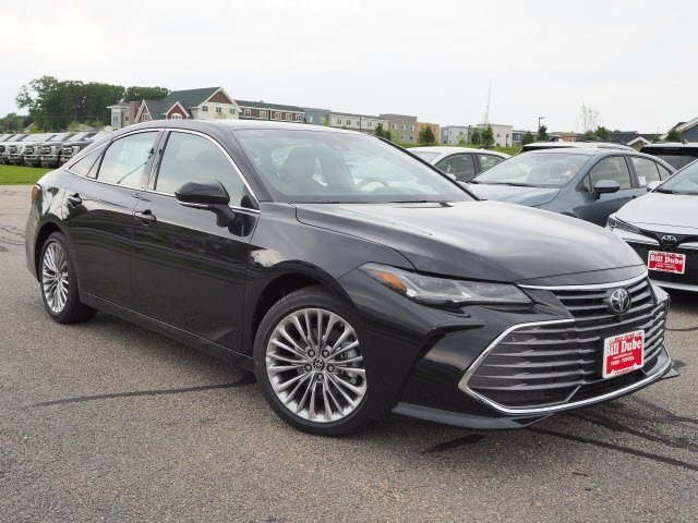 Lease this 2019, Black, Toyota, Avalon, Limited