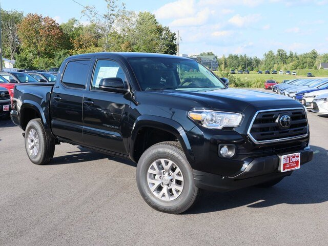 Lease this 2019, Black, Toyota, Tacoma, SR5 V6