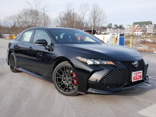 Lease this 2020, Black, Toyota, Avalon, TRD