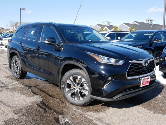 Lease this 2020, Silver, Toyota, Highlander, LE