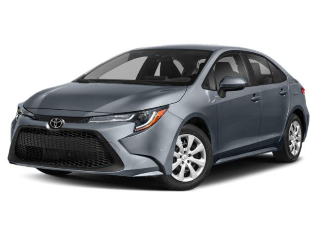 Lease this 2021, Gray, Toyota, Corolla, LE